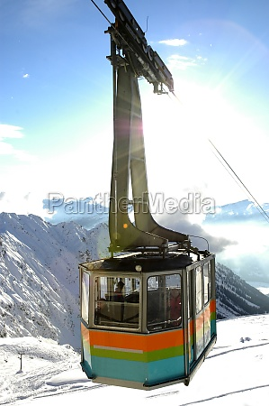 cable cable car