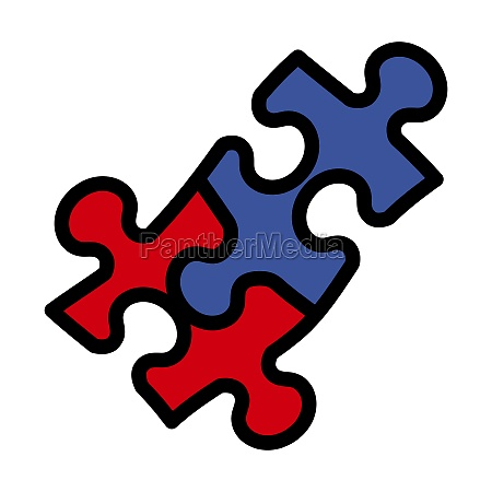 icon of puzzle decision
