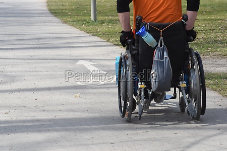 barrier free access for wheelchair users
