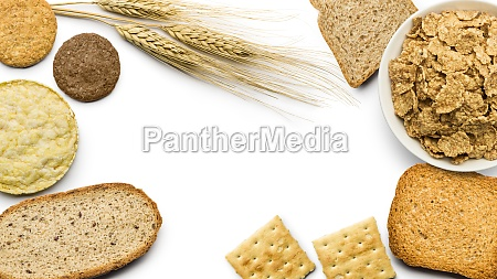 flour and wholemeal products