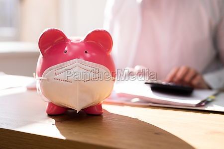 save covid money and budget