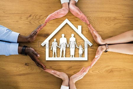 family insurance protection and roof