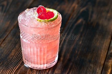 glass of knickerbocker cocktail
