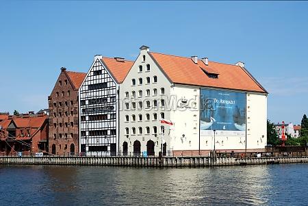 maritime museum of gdansk poland