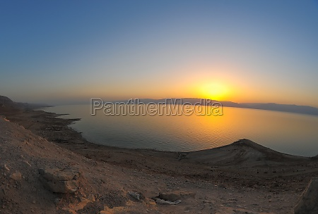 dead sea israel sunrise on the