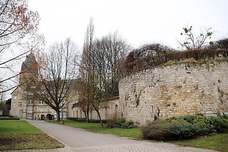fuerstliches residenzschloss detmold