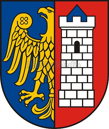 coat of arms of gliwice