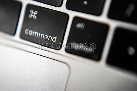 image of a stylish computer keyboard