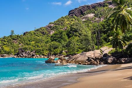 fantastic anse major beach mahe