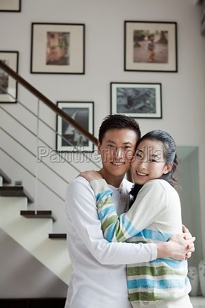 one pair of intimate couple