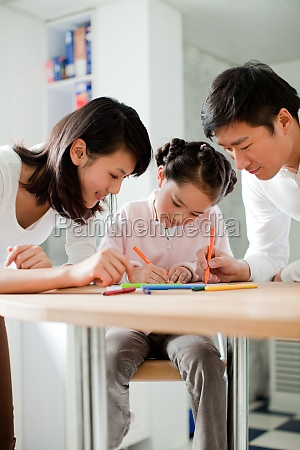 women adult woman mother father drawing