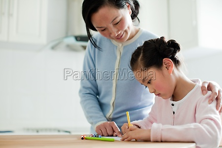 seniors color pen women family focus