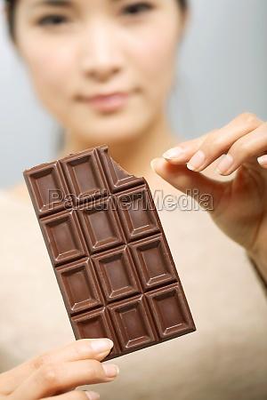 savory chocolate