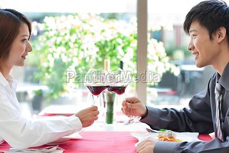 two white collar dine in restaurants