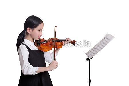 violin take it indoor music score