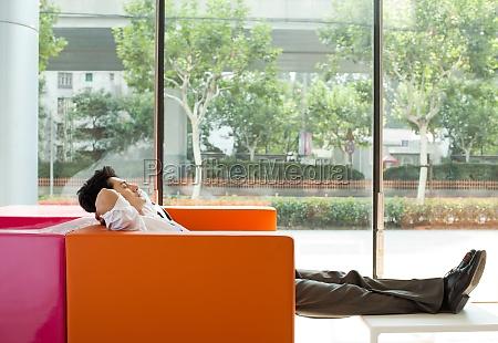 horizontal frame only men male businessman