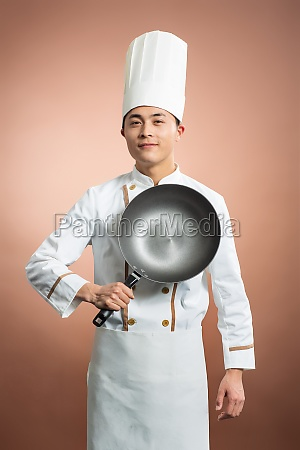 chef cooking delicious dishes