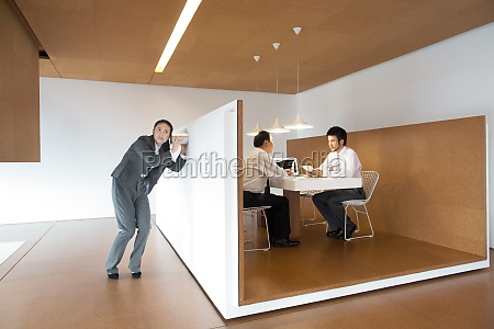 face to face conference room modern