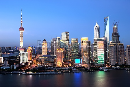 shanghai global financial center luxx oriental