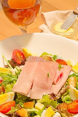 indoor healthy drink healthy food close