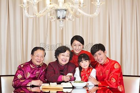 new year tang dress asia 60