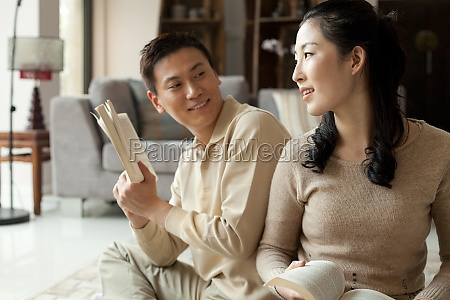 happy smile affectionate leisure young men