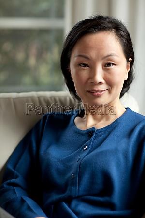 women oriental asian grandmother mother older