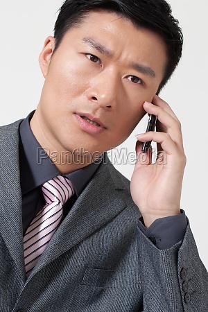 vertical composition asians a man 30