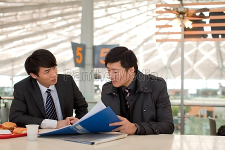 boss manager transverse composition two people