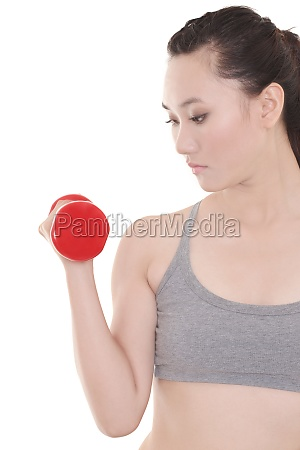 loose slender adult fitness equipment lift