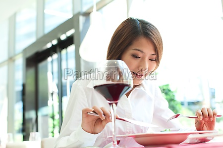 drink young woman business people leisure