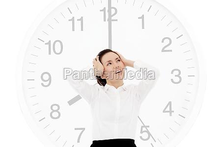 clock face asians luxx concept ideas