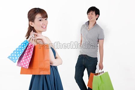 happiness consumption husband portrait women leisure