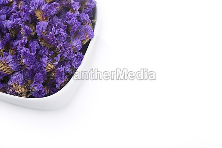 purple relax dried flowers china no