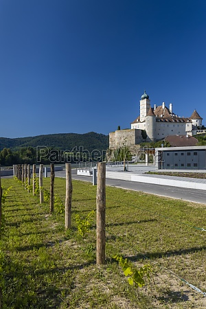 schonbuhel castle from the 12th century