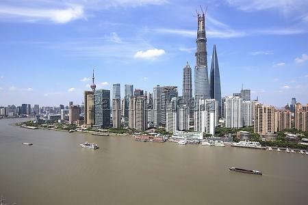 scenery tourism horizontal frame financial district