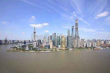 construction cloud financial district luxx scenery