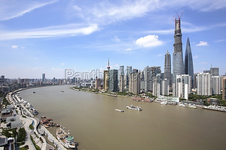 scenery tourism financial centre oriental pearl