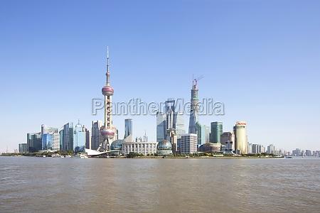 pudong global financial centre jin mao