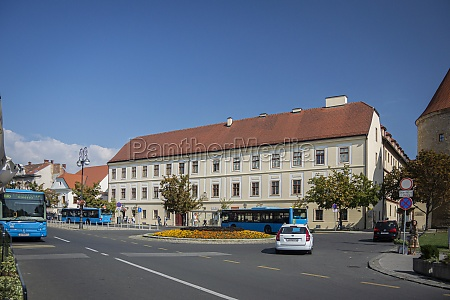 city of zagreb croatia