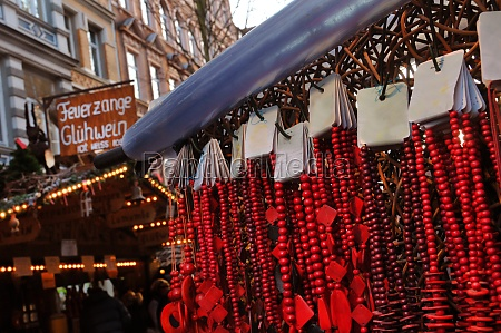 christmas market in hannover