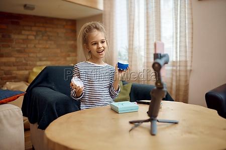 little lady records blog child blogger