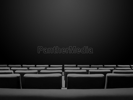 cinema movie theatre with seats rows