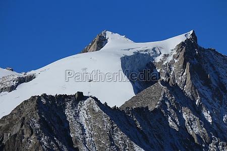 beautiful peak of mt geisshorn