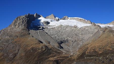 heart shape on a mountain in