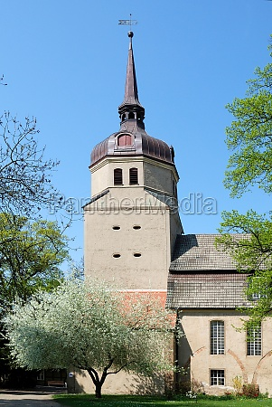 protestant church saint mary of dahme