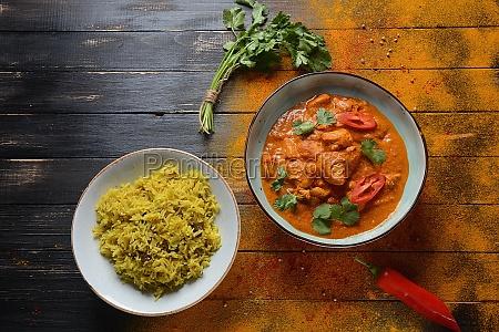 chicken tikka masala traditional indian british