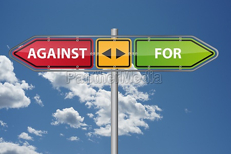 against for plan a b concept