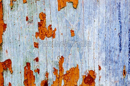 old wall damaged