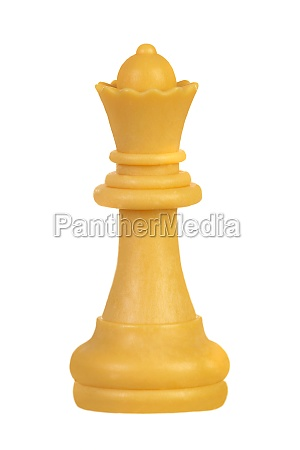 the queen chess piece